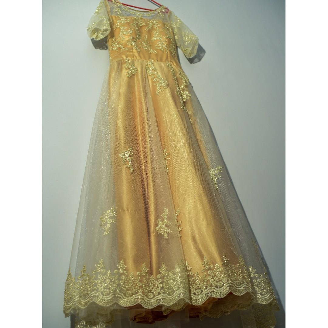 Bridal A-Line Gown