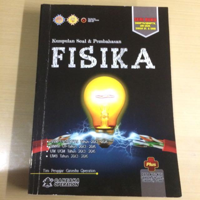 buku GO SBMPTN Fisika