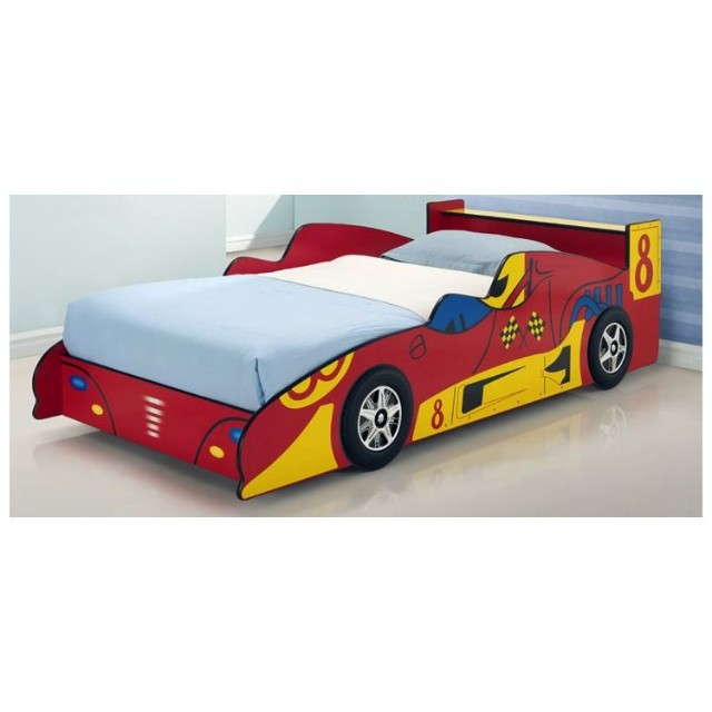 Car Bed Frame For Toddlers Furniture Beds Mattresses On Carousell