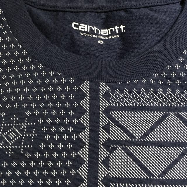 Carhartt WORK IN PROGRESS 短Tee