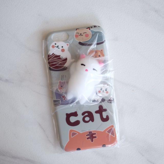 Case iphone 6/s squishy