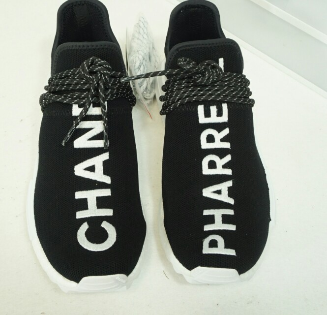 best website 2cc79 efe15 Chanel x Pharrell Adidas NMD, Women's Fashion, Shoes on ...