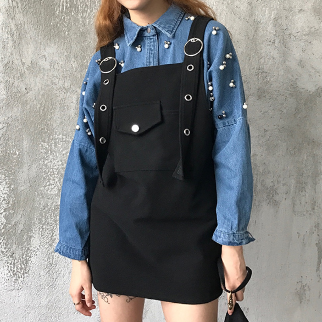 Chicly Pinafore