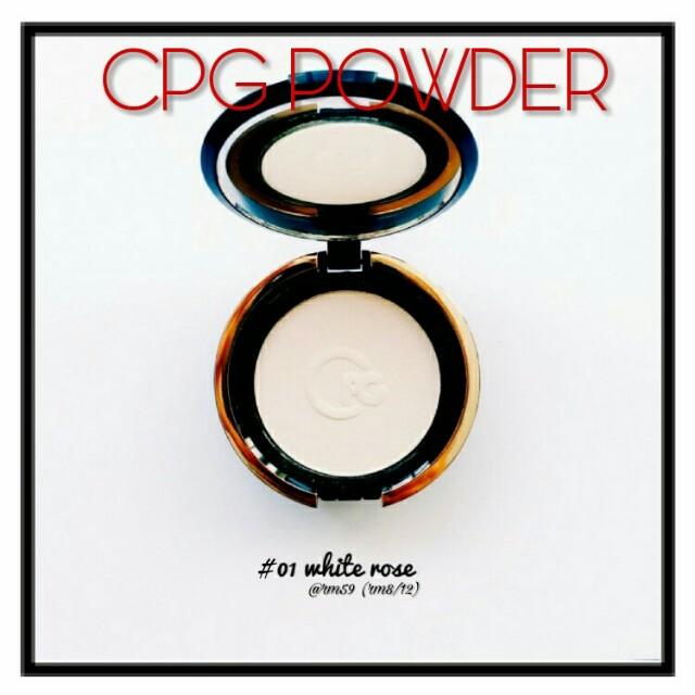 CPG Cosmetics Compact Powder