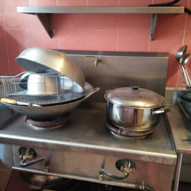 Dapur Industri Kitchen Liances On