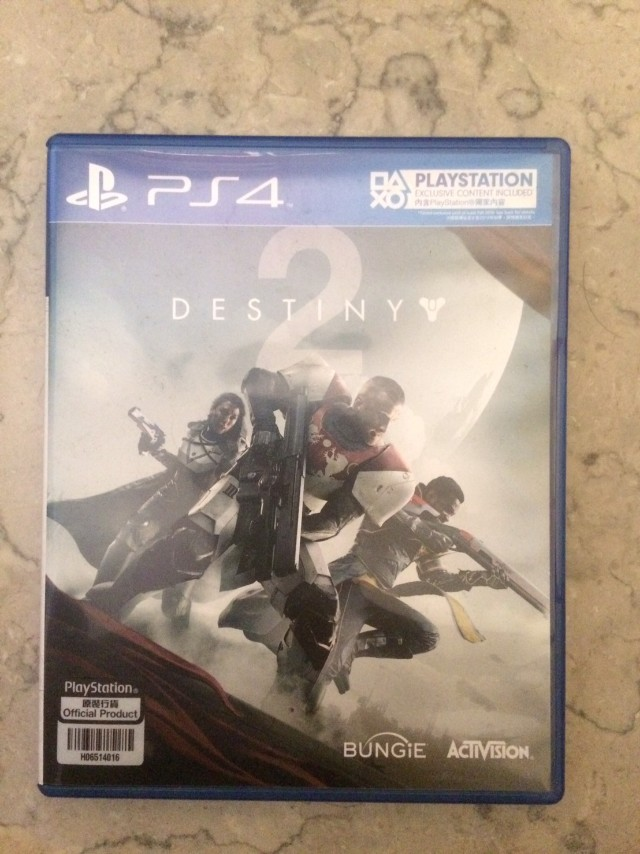 Destiny 2 for Ps 4