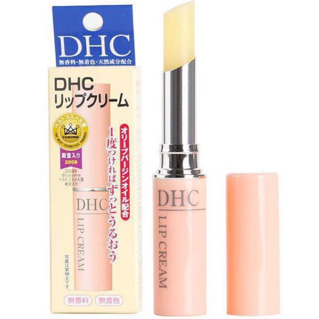 DHC 橄欖護唇膏