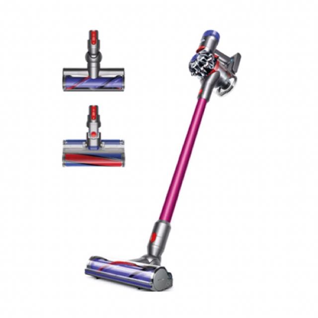 dyson v8 absolute pro home appliances on carousell. Black Bedroom Furniture Sets. Home Design Ideas