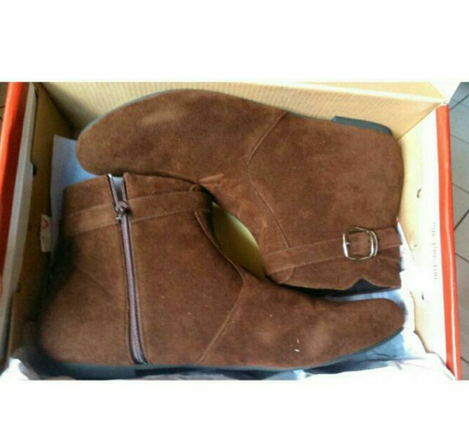 Fladeo - ankle boots - brown