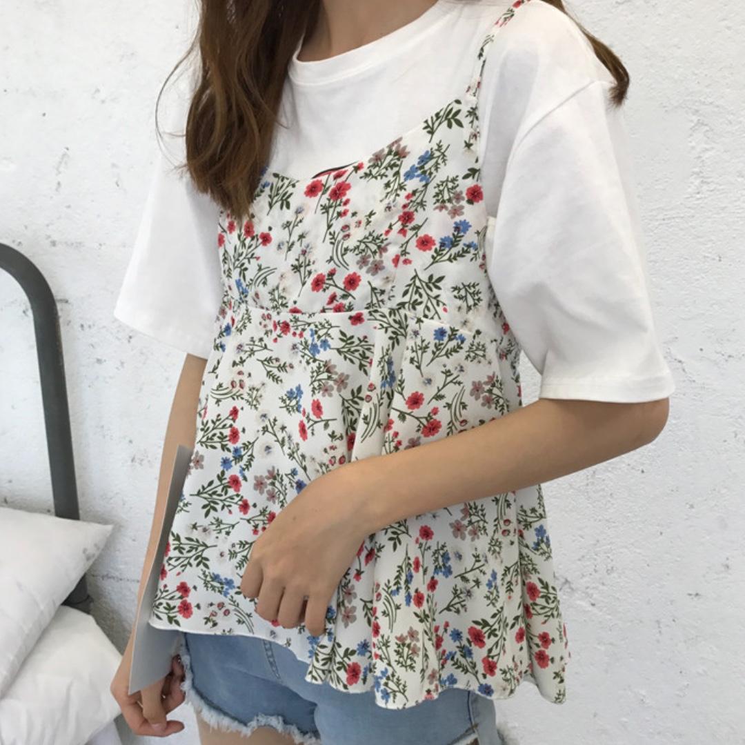 Floral Print Outerwear