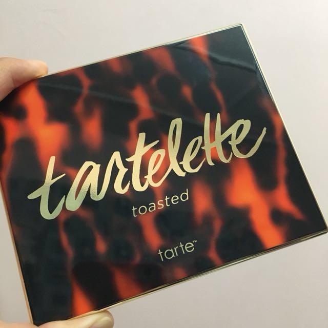 Free Postage! Tarte Tartelette Toasted