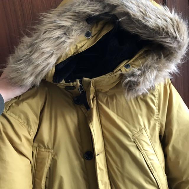Gap n3b極地軍外套