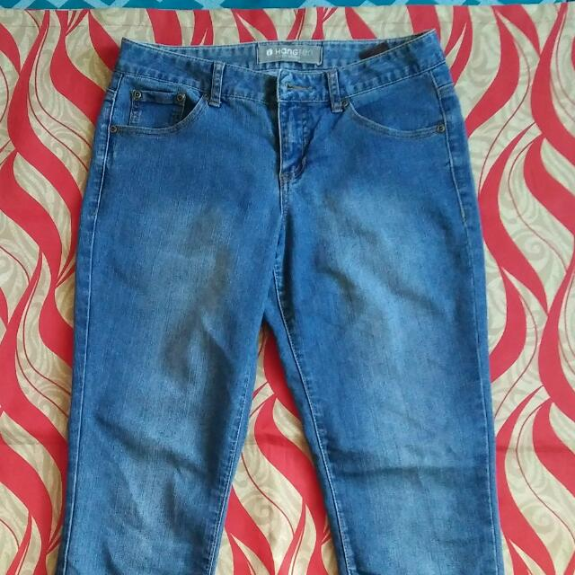 Hang Ten Pants (Mid Rise)