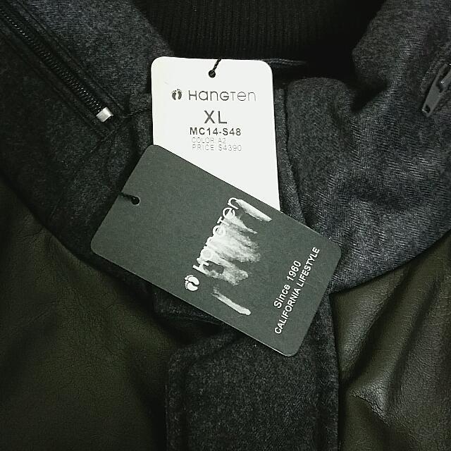 HanGTen  舖棉保暖外套   厚實版