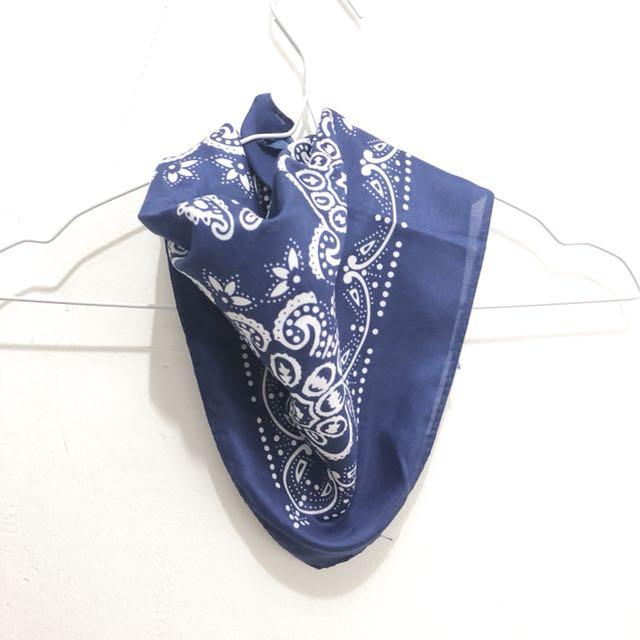 Hawaiian Scarf || syal lucu syal murah scarf murah scarf import
