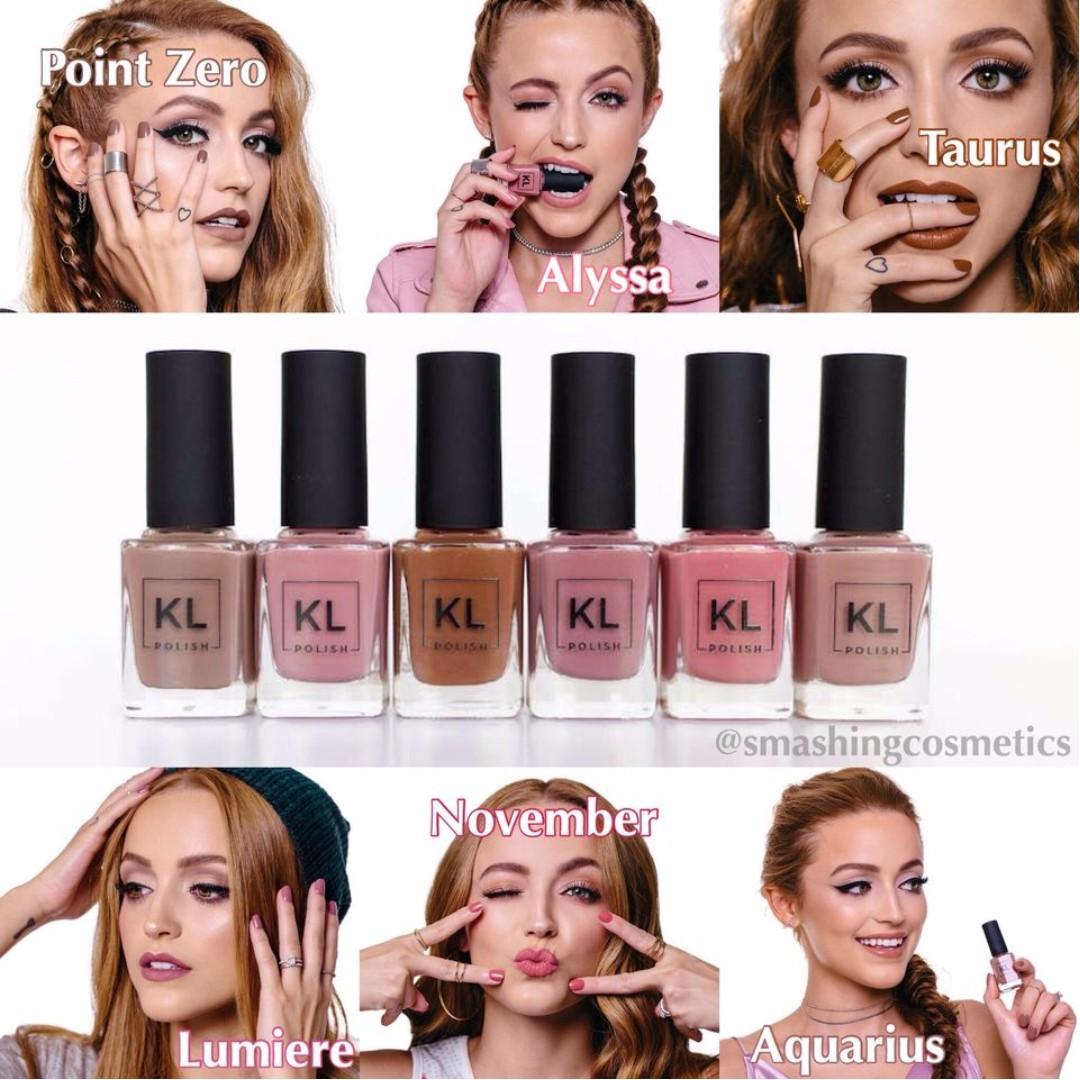 INSTOCK] Kathleen Lights Nail Polish, Health & Beauty, Perfumes ...