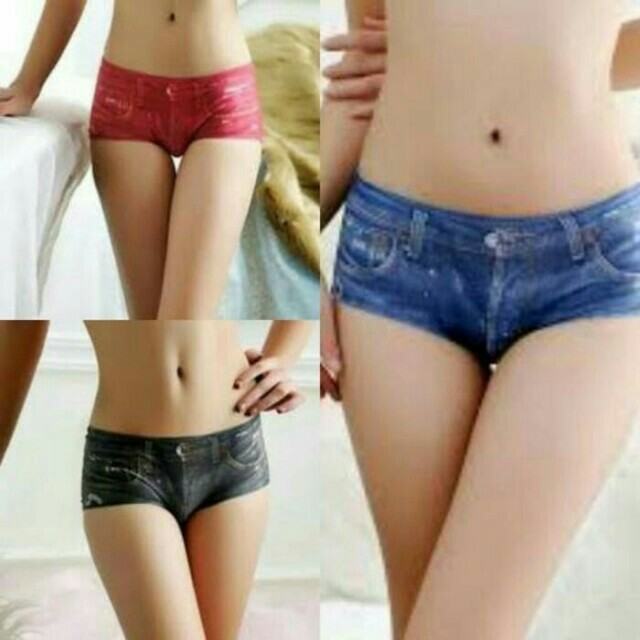 Jeans Panty
