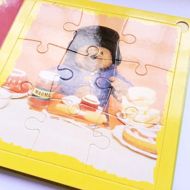 [Jigsaw Puzzle Board Book] Paddington at Home.