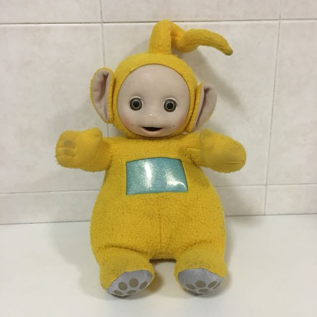 Lala Teletubbies Plush Toy d582614e8bad