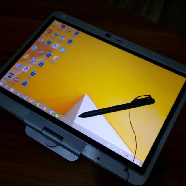 Laptop HP Super Rush