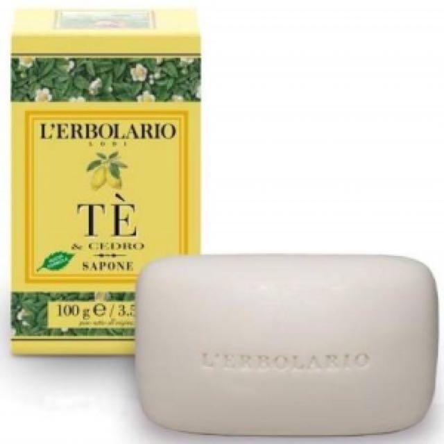 L'erbolario 蕾莉歐 茶樹香柏植物皂