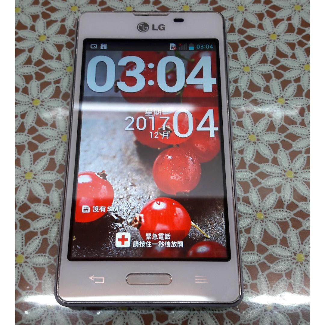 LG E450