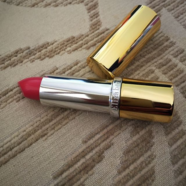 Lipstick in pretty pink
