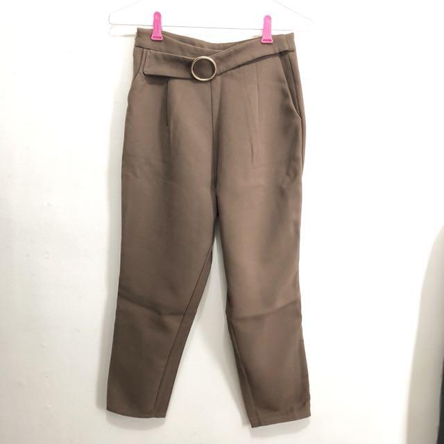 Long Pants Import Bronze    celana panjang import celana panjang murah celana panjang premium long pants