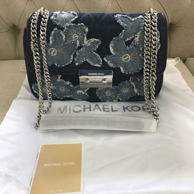 Michael kors Sloan Bag With Chain