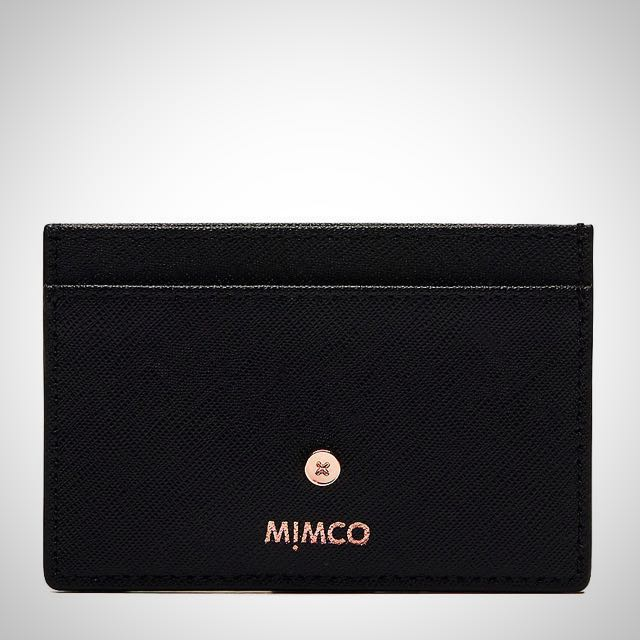 official photos db069 38810 MIMCO Phenomena Card Case, Women's Fashion, Bags & Wallets on Carousell