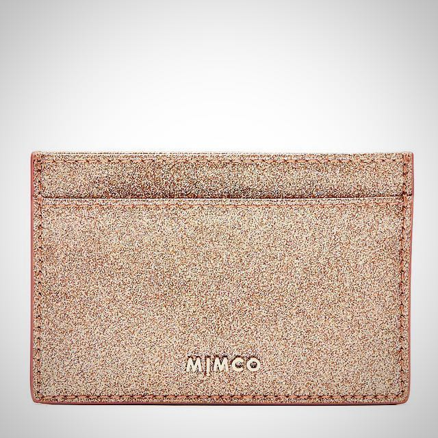 reputable site 8bc5b c8804 MIMCO Shimmer Card Case, Women's Fashion, Bags & Wallets on Carousell