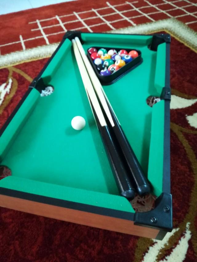 Mini Billiards Pool Tables Sports