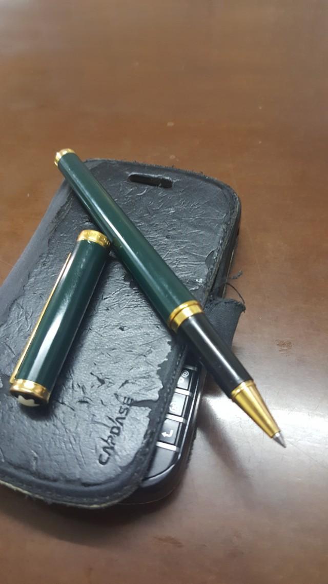 Montblanc pen noblese original mulus