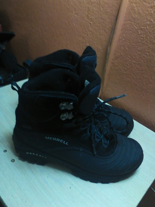 Murrell's Boots Size 8 Men's Water proof