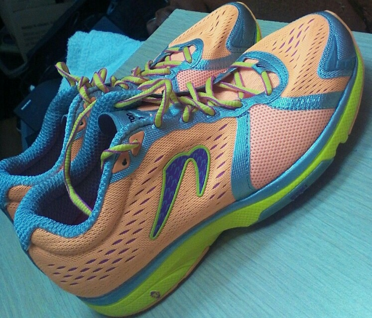 Newton Running Shoes Size 7 women's