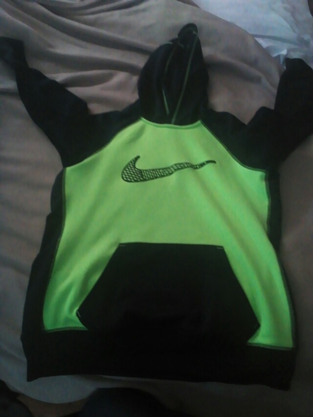Nike thermal fit  jacket