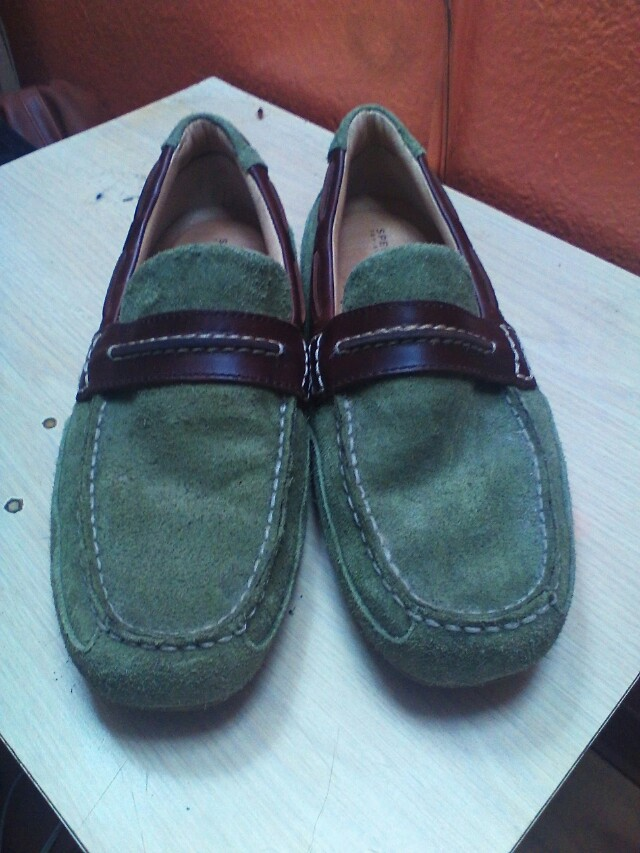 Olive Sperry's Size 10 Men's
