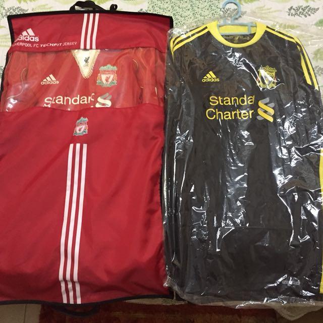 [ORI] Liverpool Home & Away Jersey