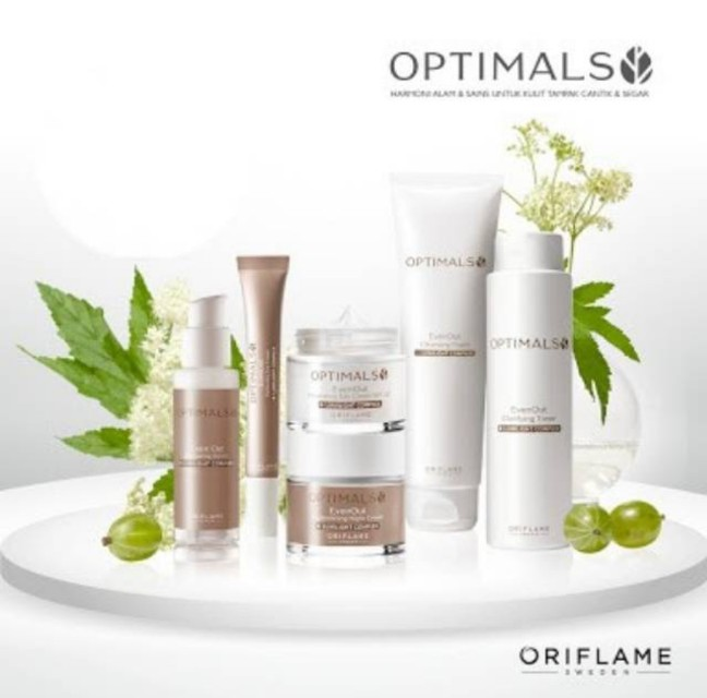 Oriflame Optimals Even Out PROMO