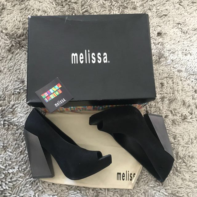 Original Melissa high heels