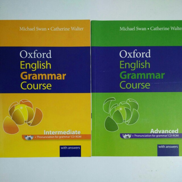 oxford english grammar course  Oxford English Grammar Course Advanced, Books & Stationery ...