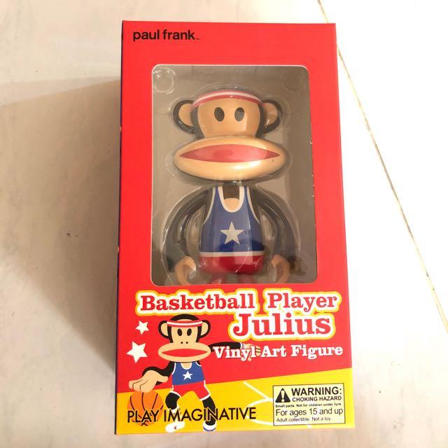 Paul Frank Basketball Player Julius Vinyl Art Figure