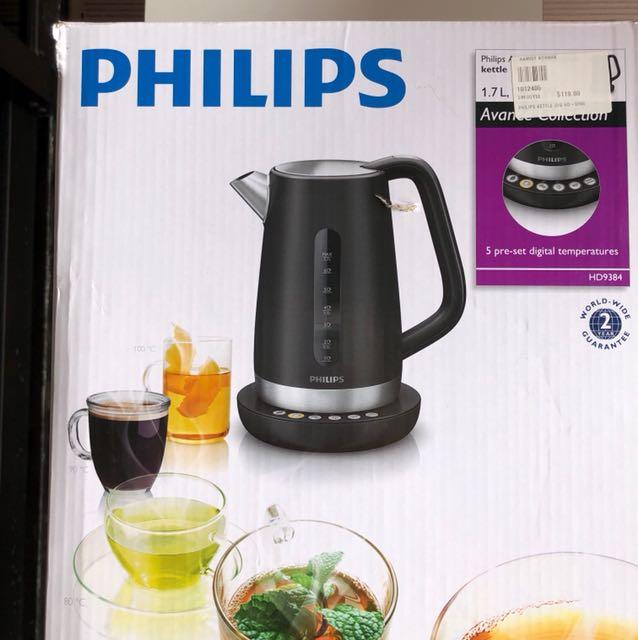 Philips Kettle 1.7L