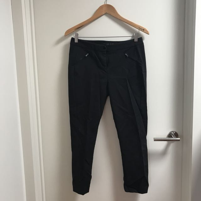 Portmans Black work pants
