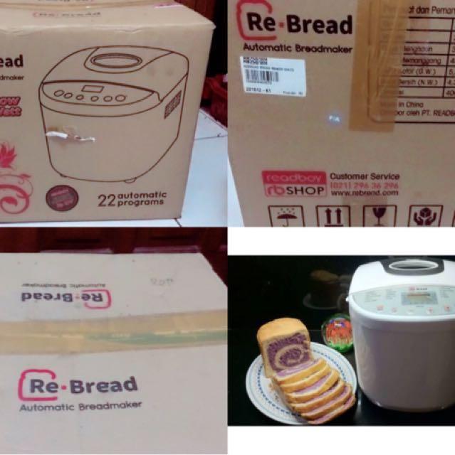 Re-bread