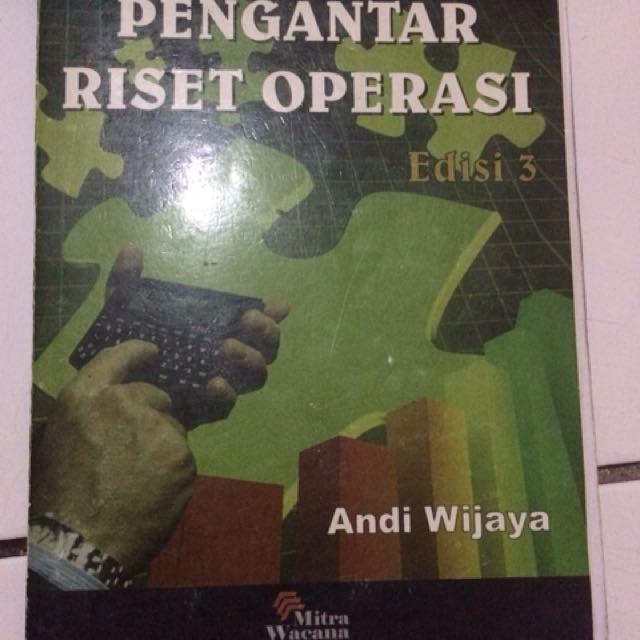 Riset operaai edisi 3