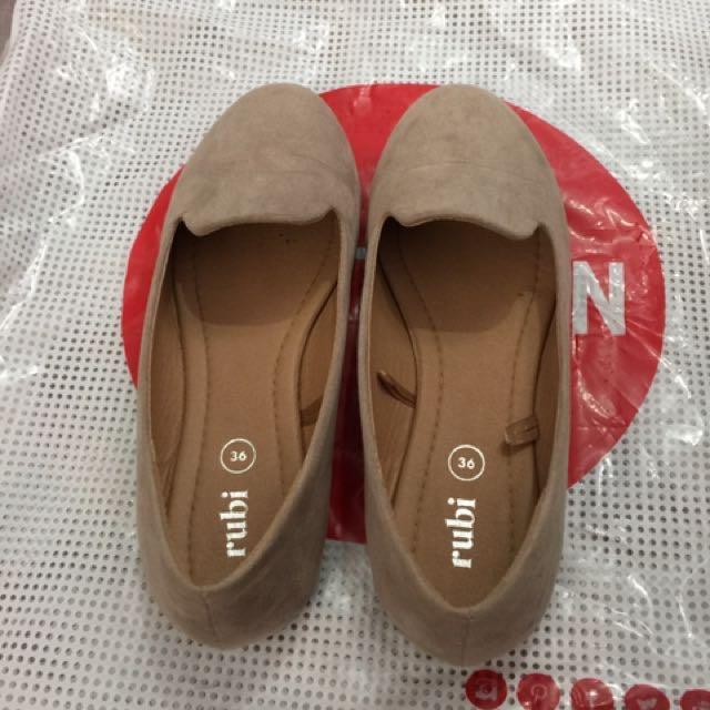 Rubi Flatshoes Grey