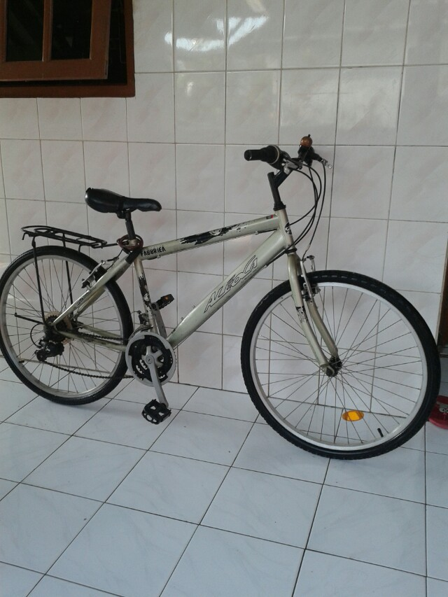 Sepeda 'Alecca'