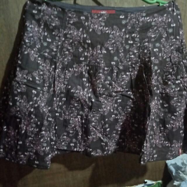 Skirt / Floral Print