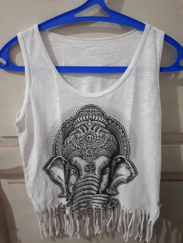 Sleeveless Top Ganesha